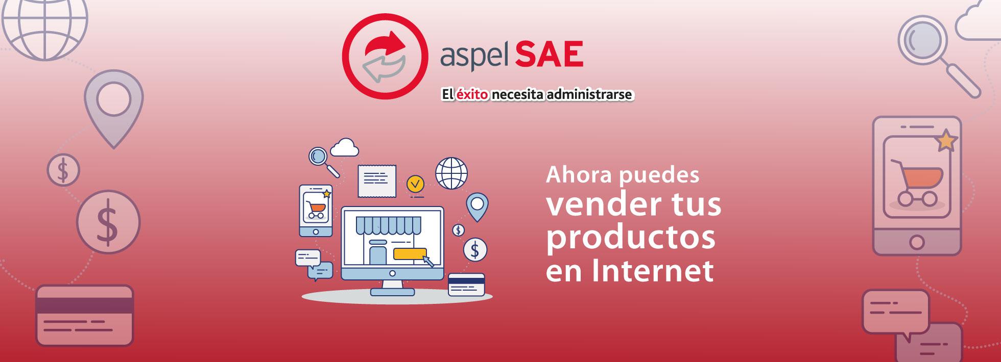 Aspel-SAE 8.0  te conecta